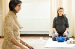 mindfulness zwangeren