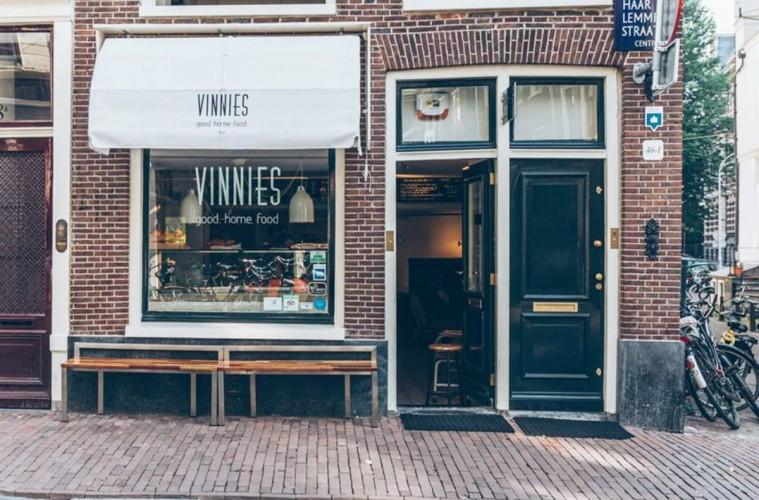Vinnies Amsterdam