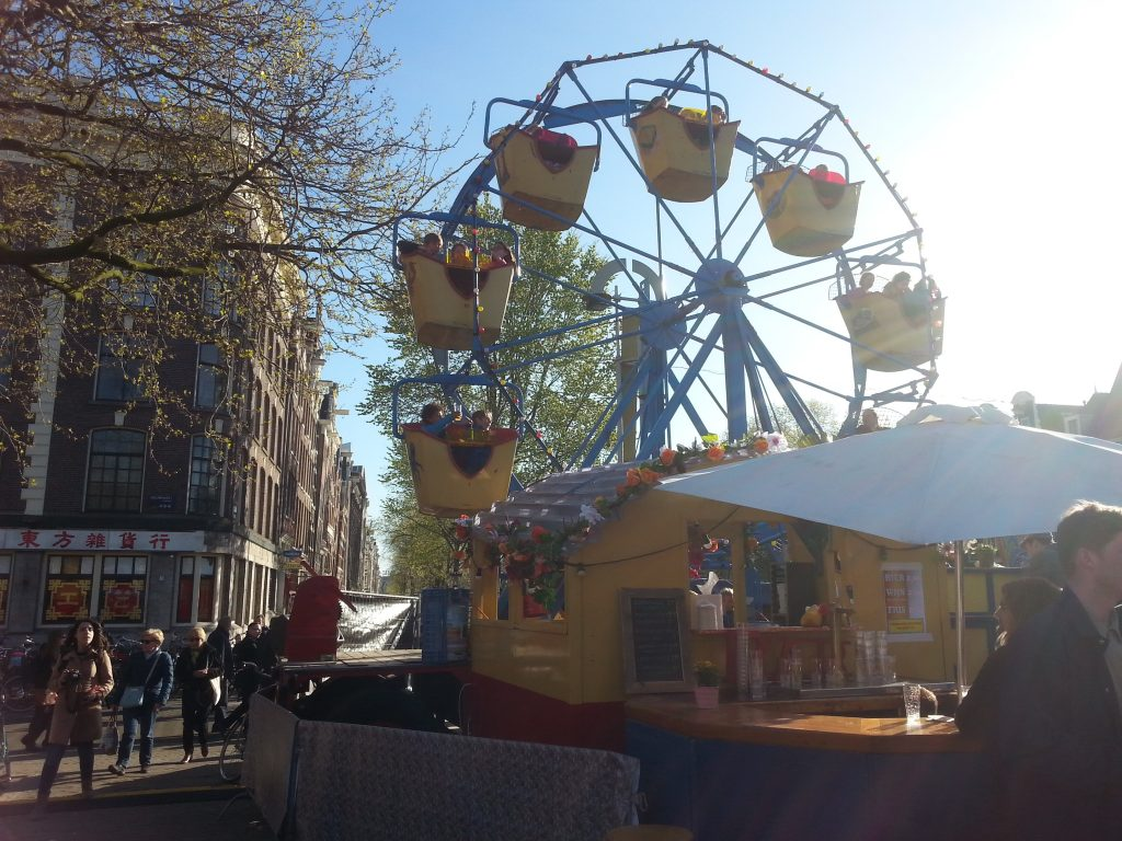 Aprilfeesten Nieuwmarkt