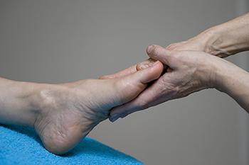 Voetreflexmassage Foot reflex