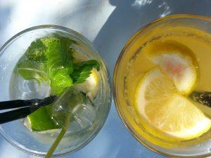 Zomerse gezonde cocktails