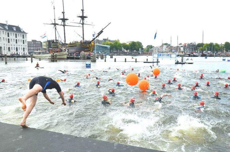 natuurwater Swimming natural waters