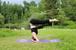 buiten yoga Outdoor yoga