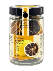 zwarte citroen